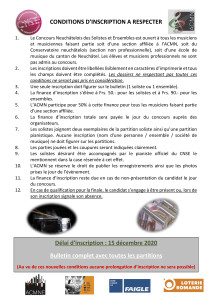 Bulletin d'inscription CNSE 2021-2